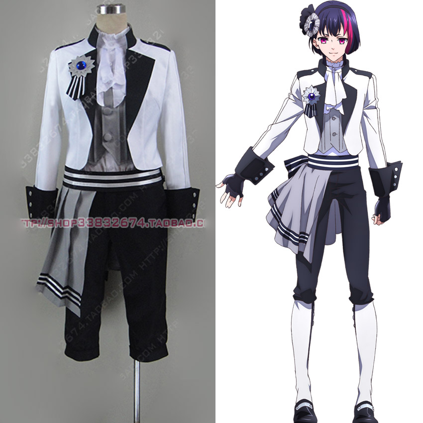 B-project Korekuni Ryuji Cosplay Costume Halloween party Uniform Ryuuji Korekuni costumized full set