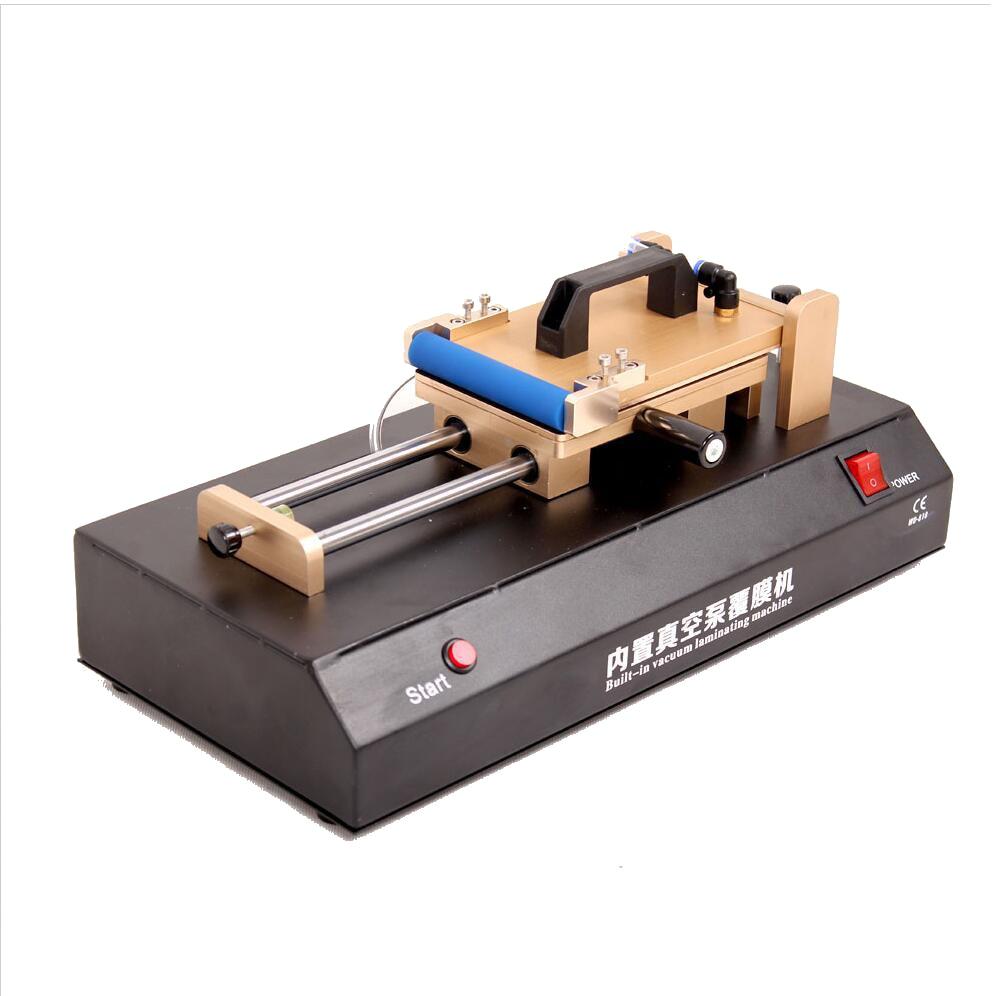 Built-in vacuum pump  universal oca film laminating machine multi-purpose polarizer for lcd film oca