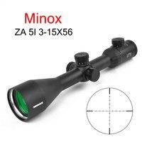 MINOX HD ZA5I 3-15X56 SF Taktische Zielfernrohr Mil Dot Absehen Optikanblick Für Jagd Zielfernrohr Sniper Umfang