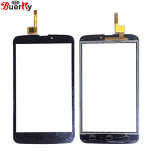 BKparts High Quality 5pcs Touch screen with free shipping BLU Studio G Plus S510 Touch panel Glass Digitizer Replacement