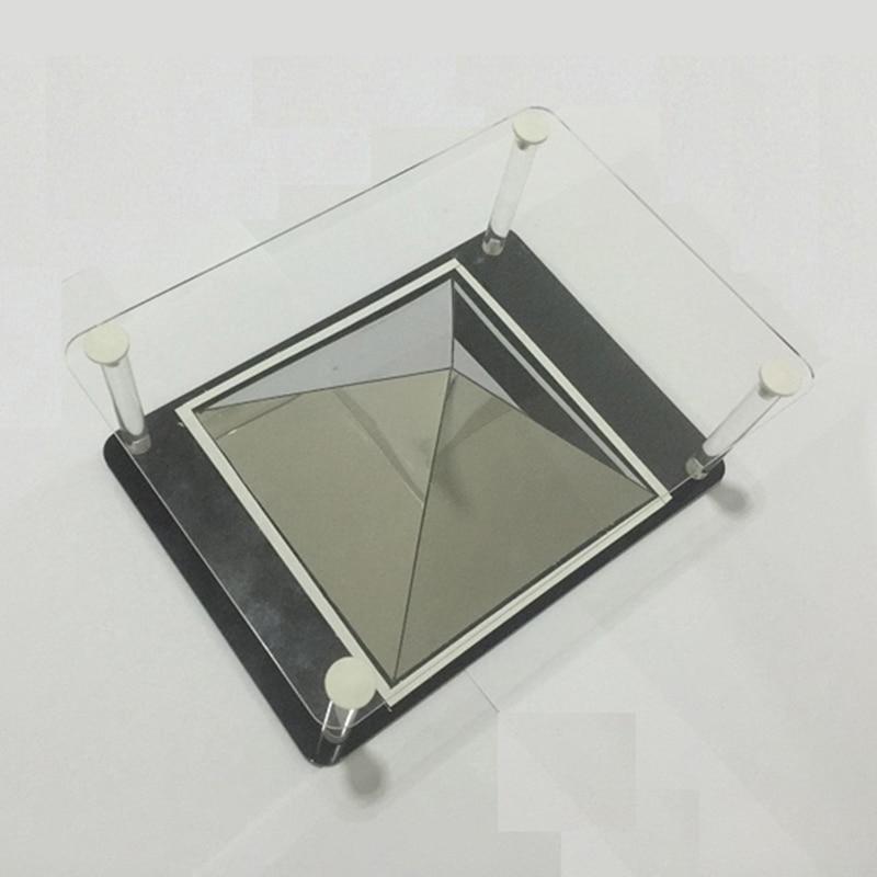 Tableta Holografike PC 3D Piramida e Projektit Holografik DIY për - Audio dhe video në shtëpi - Foto 4