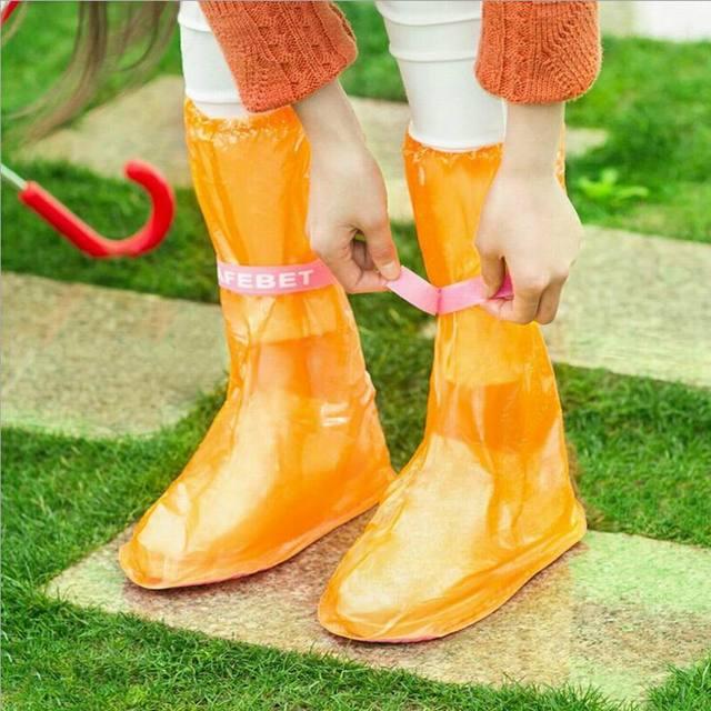 Outdoor Raincoat Set Rain Boots Overshoes