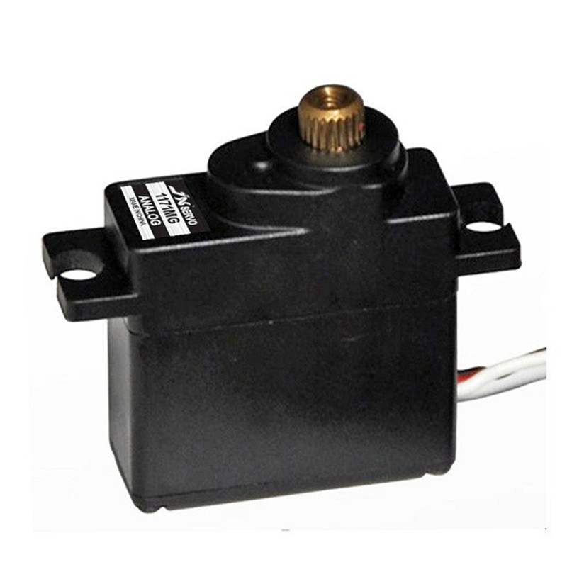 JX Servo PS-1171MG 17g 3.5kg Torque Metal Gear Analog Servo for RC Models Spare Parts For RC Airplane Car Component