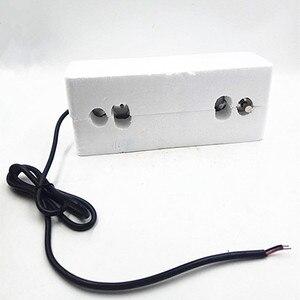 Image 5 - Dc 48 12v 新超音波アトマイザー産業 10 頭加湿器フォグマシン 5 キログラム/時間超音波ミストメーカー噴霧器キノコ
