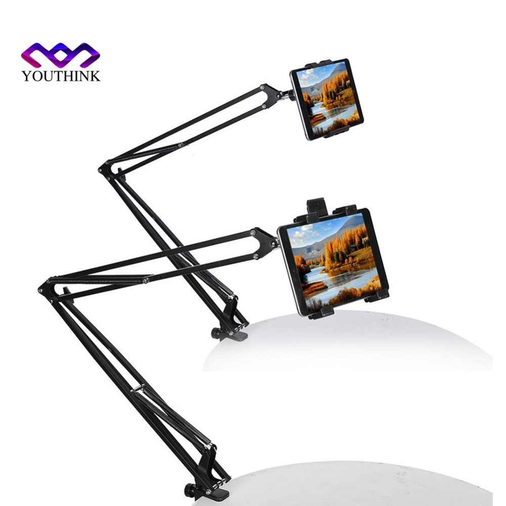 Fabulous Tablet Mount Lazy Pad Holder Universal Long Arm 1 2M Bed Tablet Mount Mobile Phone Bracket Flexible Clamp Stand 2Kg Loading New Interior Design Ideas Oteneahmetsinanyavuzinfo