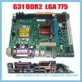 NEW Micro-ATX G31 DDR2 lga 775 socket Motherboard