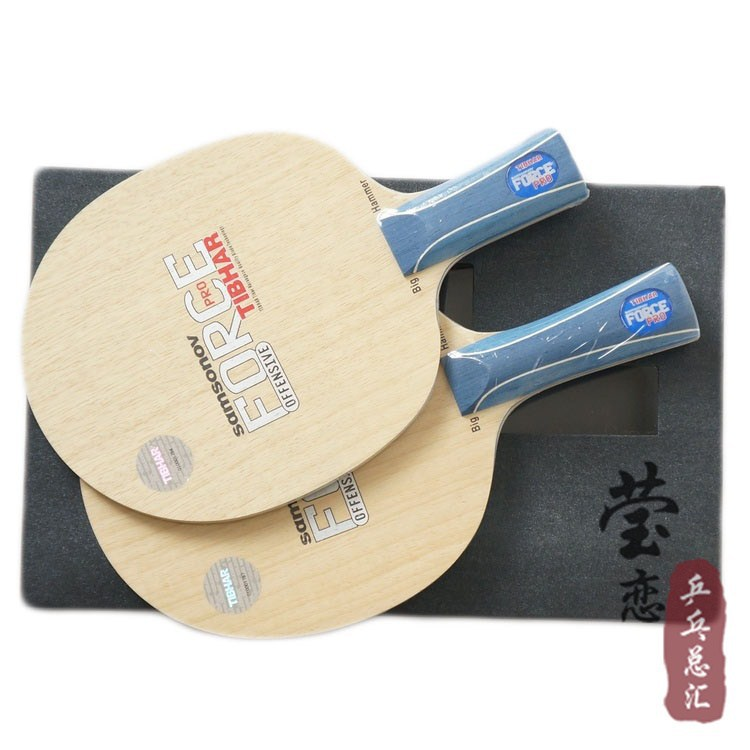 Original Tibhar SAMSONOV FORCE PRO table tennis blade table tennis rackets racquet sports fast attack with