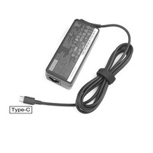 AC Charger for Lenovo Thinkpad L380 L390 L480 L490 L580 L590 20M5 20M6 20M7 20M8 20NT 20LS 20LT 20LW 65W USB Type C Laptop Power