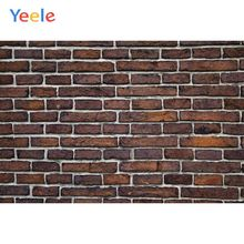 Yeele Wall Decor Photocall Fade Brick Grunge Photography Backdrop Personalized Photographic Backgrounds For Photo Studio