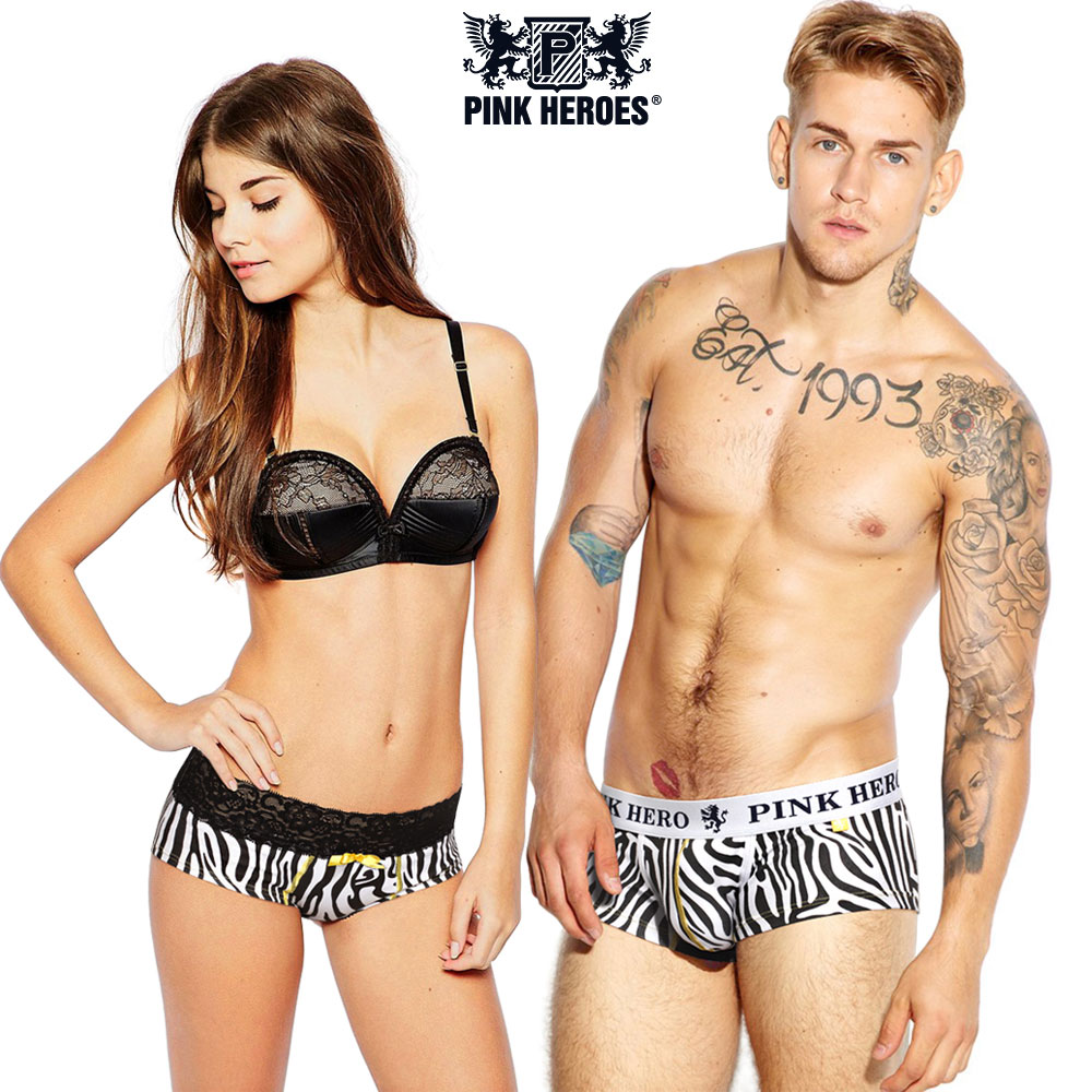 Lingerie for men and women