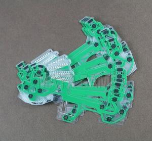 Image 5 - JDS 055 JDS 055 5,0 проводящая пленка для контроллера пленка запасная часть для Sony Playstation 4 PS4 Pro клавиатуры ленточный кабель для печатной платы