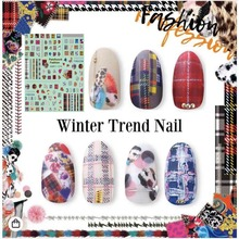 newest 177-179-184 flowers design designs 3d nail art sticker fashionTemplate decal  MAGICO