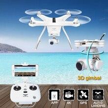 Rc Drone 4 K HD Cámara profesional 3 Ejes Cardán 8 canales 5.8 GHz Wifi dron rc Quadcopter vs phantom 2 3 dobby