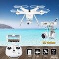 Tovsto Uluru profissional rc Zangão 4 K HD Câmera de 3 Eixos Cardan 8 canais 5.8 GHz Wifi rc Quadcopter dron vs dji fantasma 2 3 dobby