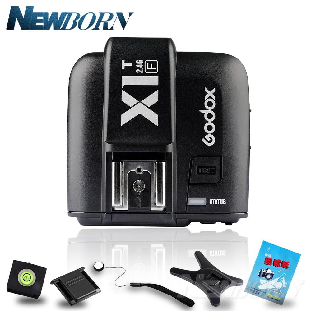 Godox X1T-F TTL Wireless X System Power Control HSS 1/8000s 2.4G Flash Trigger Transmitter for Fuji Camera DSLR