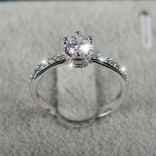 2018 NEW design Fashion Jewelry Luxury Women Engagement ring
