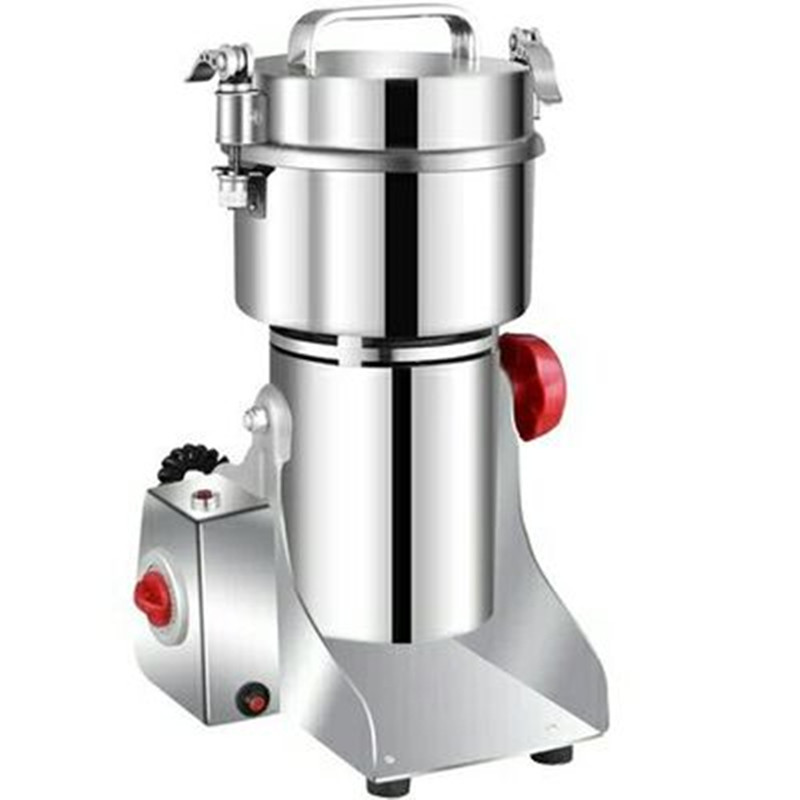 700g Grains Spices Herb Cereals Coffee Dry Mill Grinding Machine Household gristmill home medicine powder crusher electric grain spices cereals coffee dry food mill grinding machines gristmill home powder crusher grinder