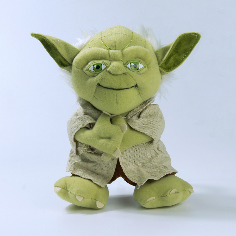 Star Wars Master Yoda Plush Toy Jedi Order Star Wars The Last Jedi