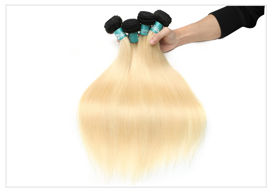 Ombre Blonde Human Hair (13)
