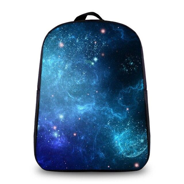 Galaxy Backpack Girls School Bags Starry Night Sky Backpack For Kids  Kindergarten Backpacks Children Gift Bags Student Backpacks