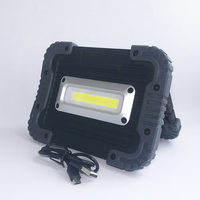 20W COB LED Portable Light Lantern For Camping Led Work Lights Rechargeable Outdoor Tent Lamp ABS Waterproof Floodlight 750LM