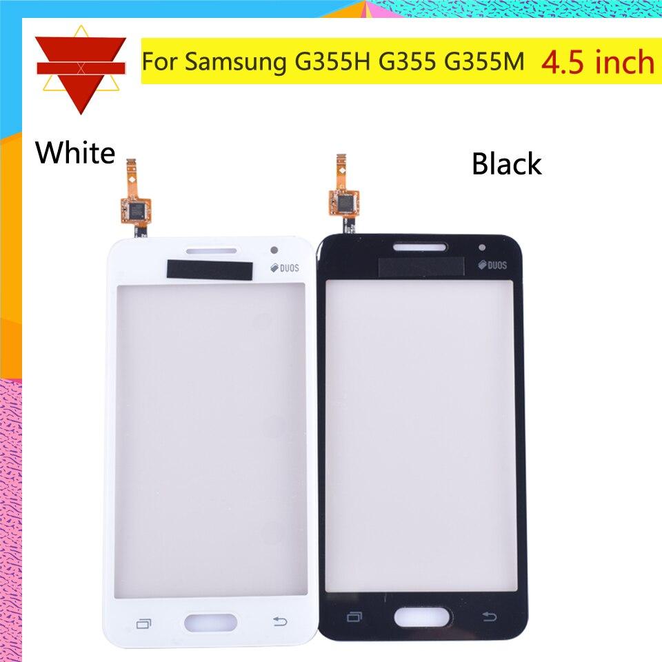 50pcs lot New G355H Digitizer For Samsung Galaxy Core 2 II G355 G355H Core2 SM G355H