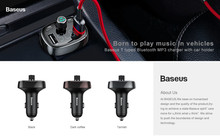 Car Charger Dual USB with LCD Display FM Transmitter