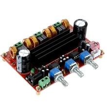 Marsnaska New Top Quality TPA3116D2 50Wx2+100W 2.1 Channel Digital Subwoofer Amplifier Board 12V-24V Power