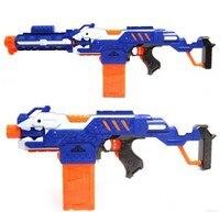 Elektrik yumuşak kurşun oyuncak tabanca keskin nişancı tüfeği plastik oyuncak tabanca çocuk boys oyuncak makineli tabanca için En Iyi Hediye ücretsiz kargo