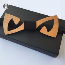 Мужские деревянные вечерние рубашки с галстуком-бабочкой и имитацией воротника для мальчиков, одежда, галстуки-бабочка, деревянные галстуки-бабочки, модный воротник, галстук-бабочка, аксессуары для одежды