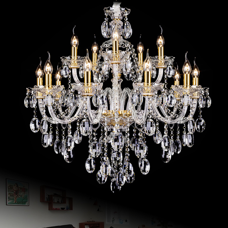 Chinese Crystal Chandelier Modern Crystal Chandeliers