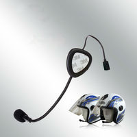 Motorcycle Bluetooth Headset Hands Free Wireless Headset For Motorcycle Helmet Drop Shipping