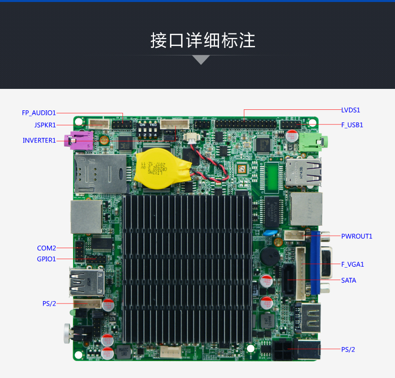 2019 Neuestes Design Industrielle Mini Itx Motherboard Mit Celeron J1900 Prozessor Onboard, Quad Core 2 Ghz, Bis Zu 2,42 Ghz Lan Usb Motherboard Dc