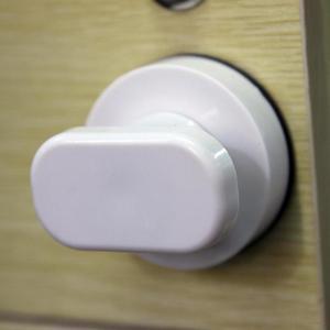 Starke Saugnapf Tür Griff Knob Griff für Bad Fenster Wc