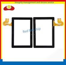 20 unids/lote dhl original para asus transformer pad infinity tf700 tf700t 5184n fpc-1 de la pantalla táctil digitalizador frontal del objetivo de cristal del panel