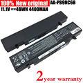 Sztwdone original bateria do portátil para samsung r580 r540 r530 r520 r522 r528 r428 r429 r420 r425 r525 r780 aa-aa-pb9nc6b pb9ns6b