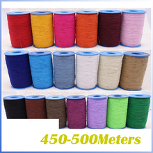 Apparel & Accessories Sewing Supplies Sewing Threads elastic cord 0.5mm sewing bottom line DIY Line