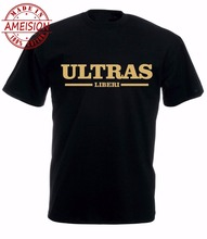 2019 100% Cotton Fashion Short Sleeve Cotton O Neck Tops Free Shipping Ultras Liberi Cool T Shirts For Men декор уралкерамика liberi dwu06lib014 15x40