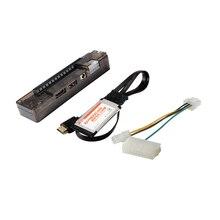 V8.0 EXP gdc ноутбука внешний PCIe видеокарта для зверь док ExpressCard AC773