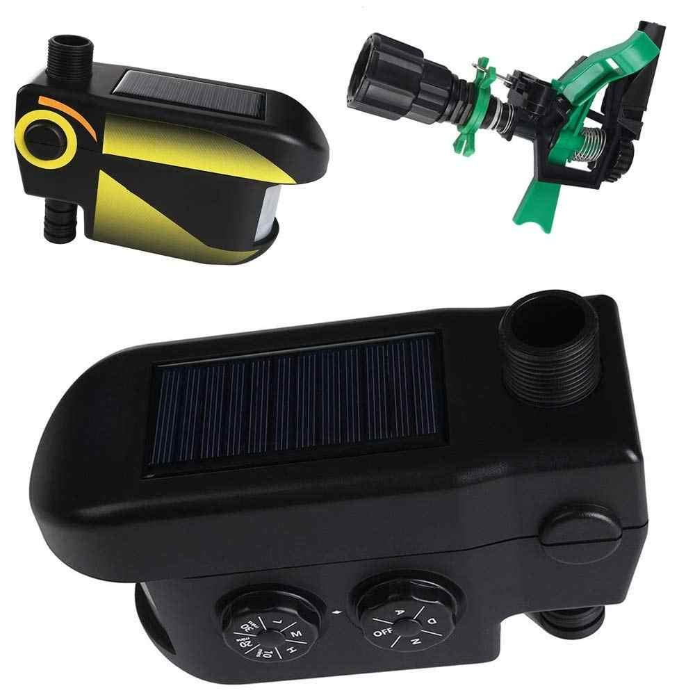 gaixample.org Watering Equipment Gardening Fesjoy Solar Powered ...
