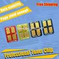 K300A M300A C300A Y300A тонер-картридж чип для samsung clp-300 clp 300 clp300 CLX-2160 2160 clx-3160 3160 порошок пополнения Сброса