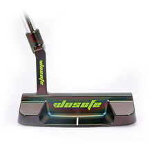 PVD Finishing Carbon Steel CNC Milled Golf putter black festoon golf clubs freeshipping
