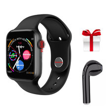 1.54Inch Smart Watch MTK2502 IWO 10 44mm Heart Rate ECG SMS