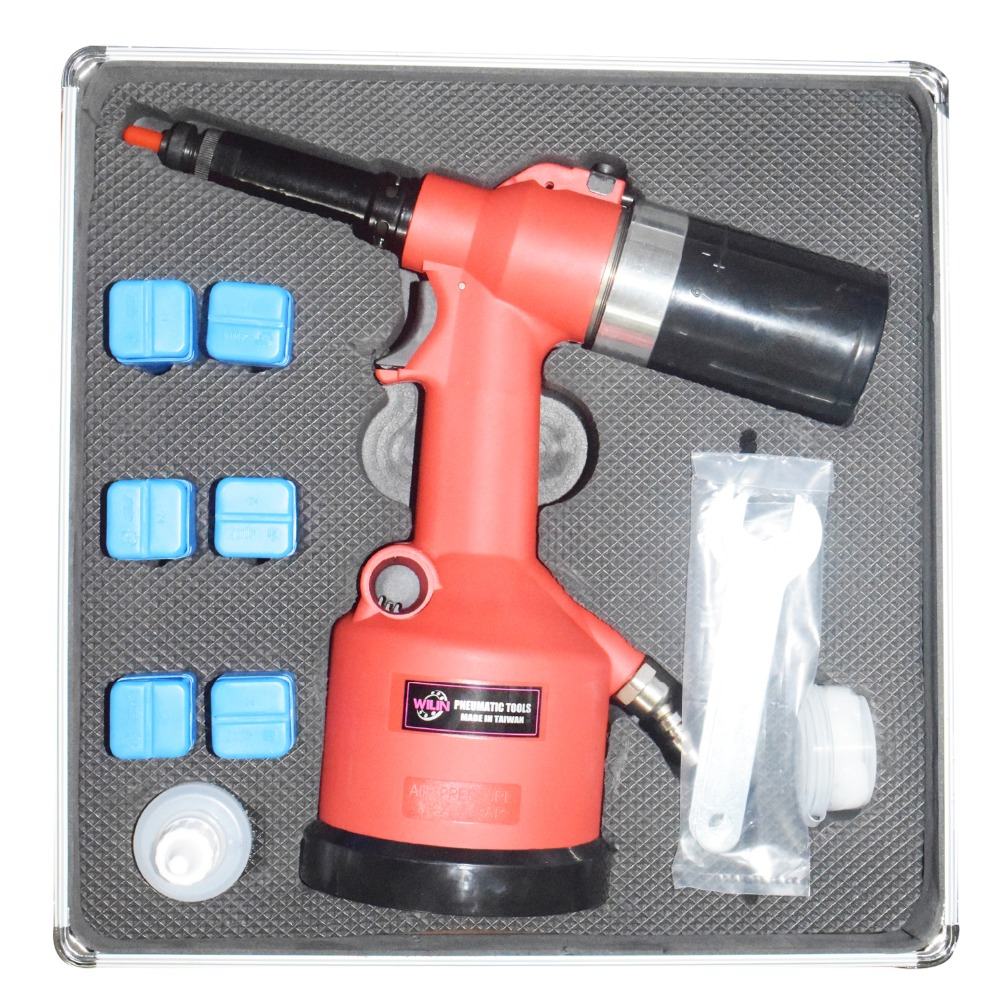Image 3 - Pneumatic tools industrial level automatic air hydraulic rivet nut tools M3 M12 mm 0611K riveter  reviting machinepneumatic toolshydraulic riveterair hydraulic riveter -