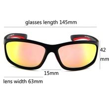 QUESHARK Men Women Polarized Sunglasses Cycling Hiking Fishing Glasses Uv Protection Sports Goggles Fishing Eyewear
