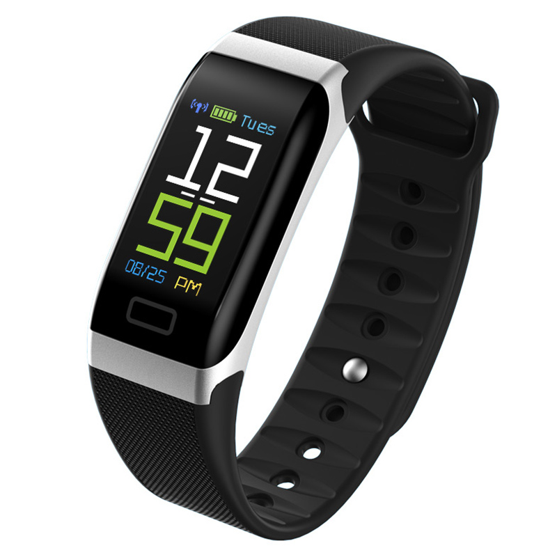 <font><b>R7</b></font> <font><b>Smart</b></font> Bracelet Waterproof Heart Rate Monitor Men Women <font><b>Smart</b></font> Band Alarm Clock Sports <font><b>Watch</b></font> SmartWatch for Android IOS Phone image