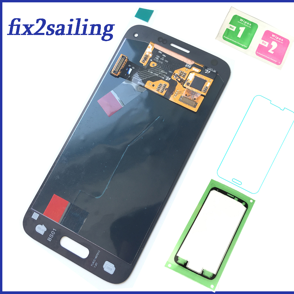 For Samsung Galaxy s5mini New Super LCD S5 Mini G800 G800F G800H Display 100% Tested Working Touch Screen Assembly