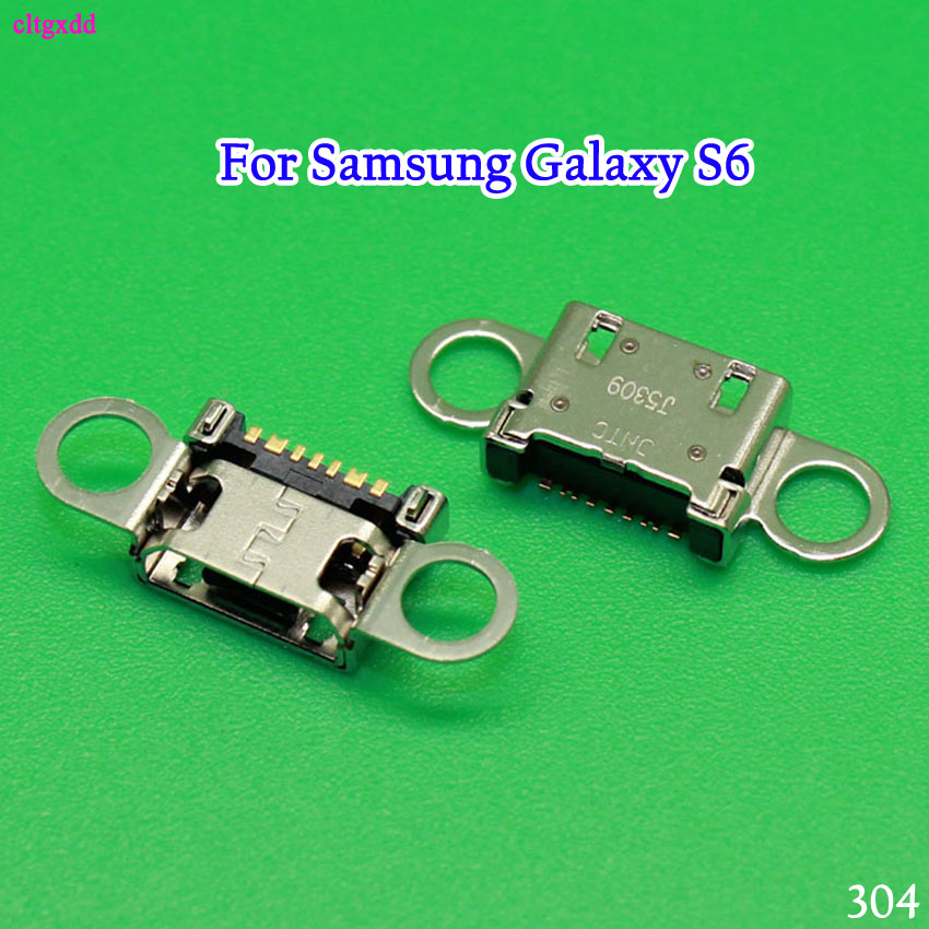2PCS/Lot For Samsung Galaxy A3 A310 A310F A5 A510 A510F A7 A710 A710F 2016 Micro USB Port Charging Connector Charge Socket Jack