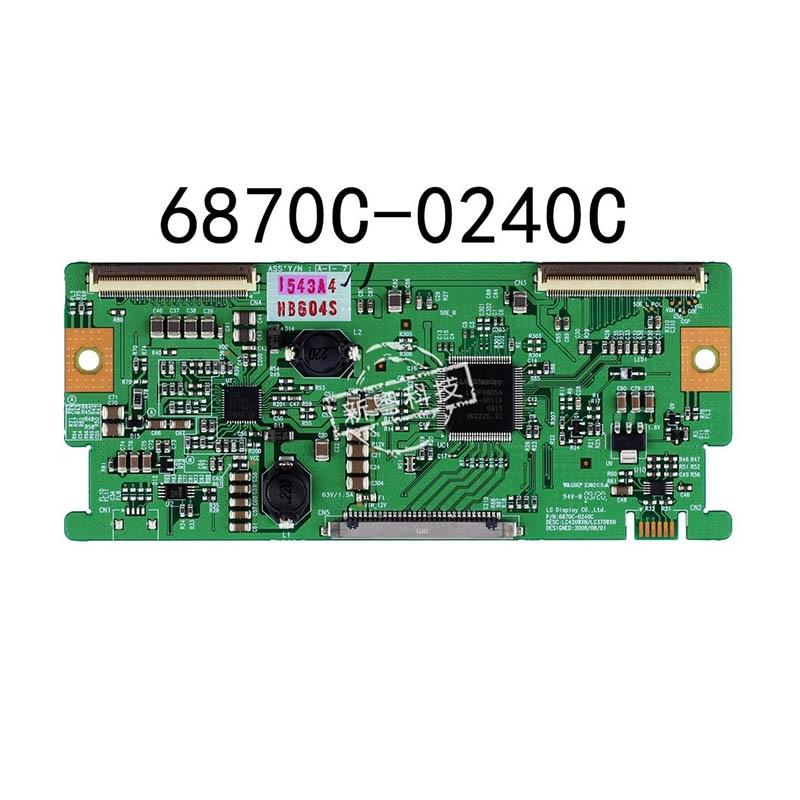 все цены на  For LG 37LG32RC-TA 37LH22HR-CA 6870C-0240C LC420WXN/LC37WXN Logic Board T-CON for LED TV Timer Control Register  онлайн