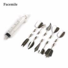 3D Flower Art Syringe Nozzle Set 11pcs/set